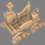 Limar High Poly WIP