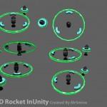 RODS Rocket, inside unity